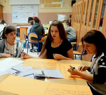 """""""Szkoła Przedsiębiorczości – edukacja ekonomiczna poprzez tworzenie klasowych firm symulacyjnych"""""""