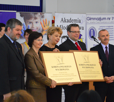 """Konferencja """"Wspieramy Polską Edukację 2017. Szkoła miejscem sukcesu ucznia"""""""