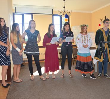 Polsko – Ukraińska Młodzieżowa Firma Społeczna w Centrum Dobrego Wychowania w Motyczu Leśnym