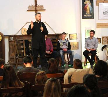 Kolejne wyzwanie - nagrywanie i ewangelizowanie