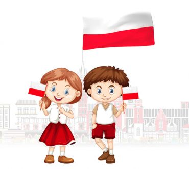 #NaszaFlagaPL Ogólnopolski konkurs plastyczny dla uczniów szkół podstawowych