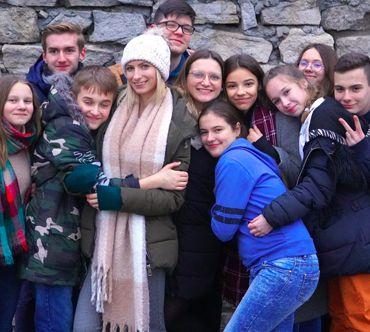 Ferie zimowe w Fundacji Szczęśliwe Dzieciństwo 2020