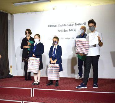 IX Otwarty Parafialny Konkurs Recytatorski Poezji i Prozy Polskiej